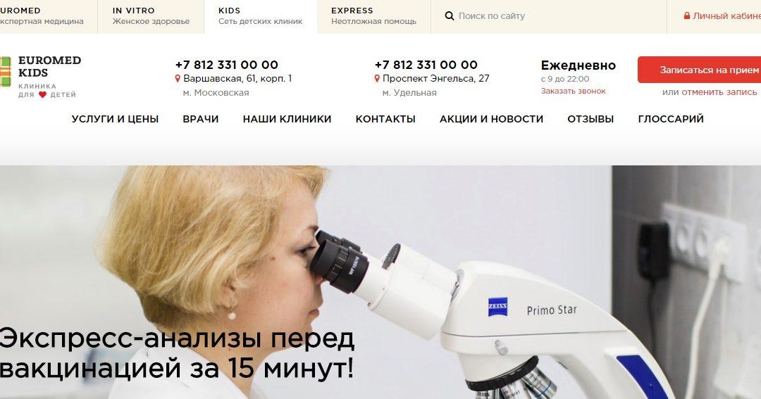 Привлечение пациентов в сеть медицинских клиник с помощью контекстной рекламы